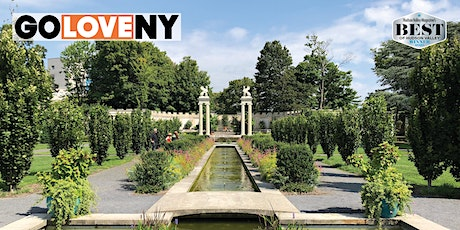 Untermyer Gardens - Private Tour with Go Love NY tickets