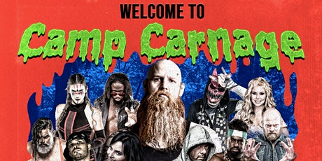 ARW - Welcome To CAMP CARNAGE! tickets