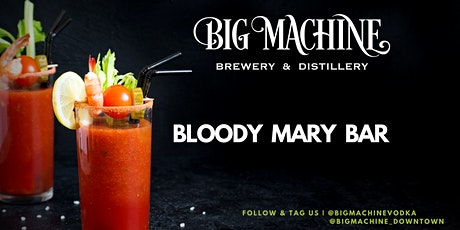 Bloody Mary Bar Off Broadway tickets