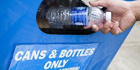 Reducing Plastics tickets