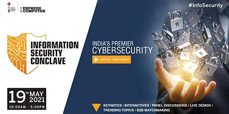Information Security Conclave 2021 tickets