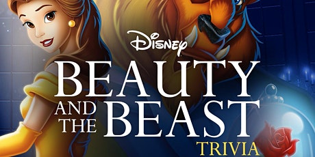 Beauty & the Beast (1991) Trivia via Facebook Live-Stream tickets