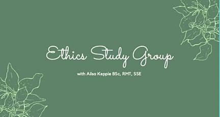 Ethics Study Group tickets