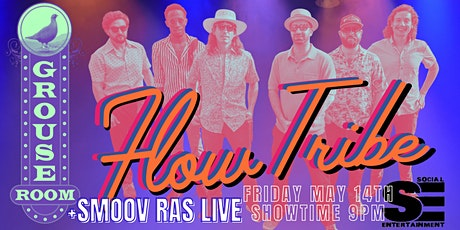 FLOW TRIBE at The Grouse Room tickets