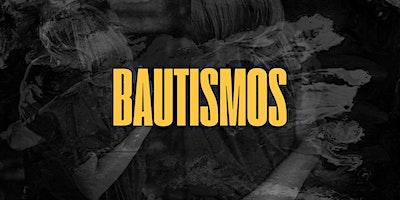 DOMINGO DE BAUTISMOS