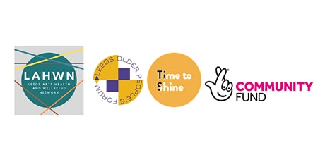 Creative Ageing Forum  online - Older people and arts, health and wellbeing tickets