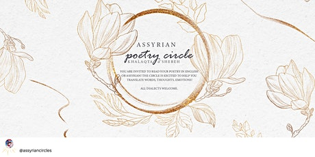 Assyrian Circles Season 5: Poetry Circle tickets