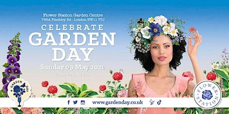 Celebrate Garden Day tickets