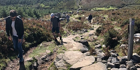 Dublin Boys Club - 10km Hike (Djouce) Co Wicklow tickets