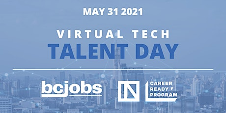 Virtual Tech Talent Day - Hosted by BC Jobs & TECHNATION tickets