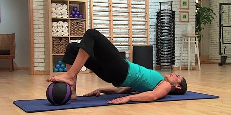STOTT PILATES® Pilates with the Medicine Ball Workshop tickets