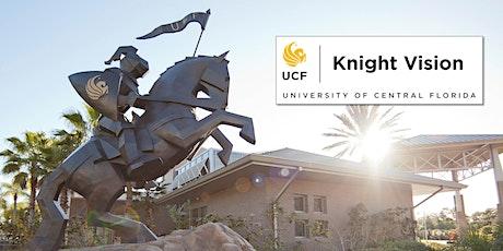 UCF Knight Vision  Open Forum - HR Spotlight tickets