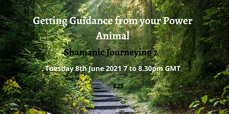 Getting Guidance from Your Power Animal tickets
