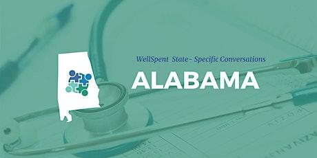WellSpent - Alabama tickets