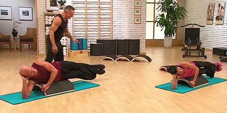 STOTT PILATES® Athletic Conditioning on the Arc Barrel Workshop tickets