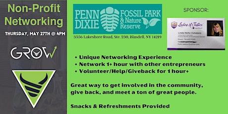 GROW Non-Profit Networking- Penn Dixie tickets