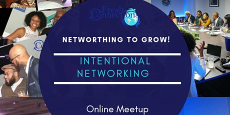 Intentional Networking  Virtual Meet tickets