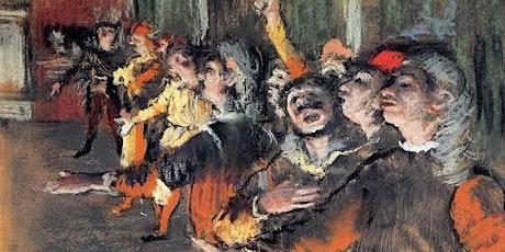 Ópera: Estética e Psicanálise | Traição ingressos
