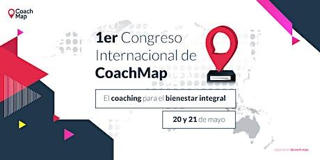 1er Congreso Internacional de CoachMap entradas