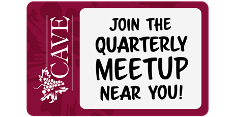 CAVE Quarterly Meetup | Grand Valley tickets