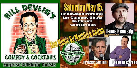 Bill Devlin's Comedy & Cocktails Hollywood Parking Lot with Jamie Kennedy tickets