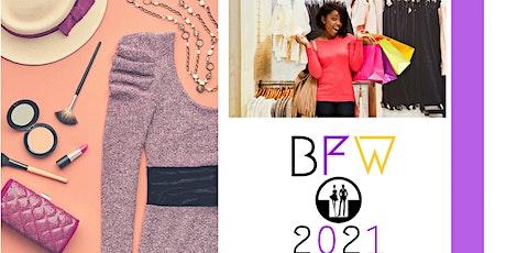 Black Fashion Week 2021May Virtual Pop Up Shops tickets
