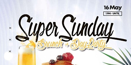 Super Sunday Brunch & Day Party at Krave Lounge tickets