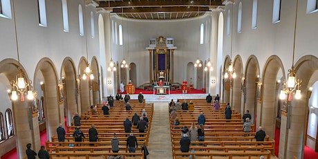 Sunday Mass in St Columbkille's  on 8th /9th May 2021 tickets