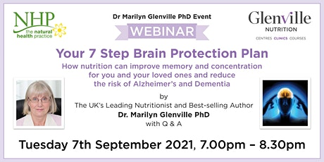 How Can Nutrition Reduce Your Risk Of Alzheimer's And Dementia? tickets
