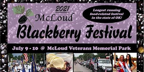 McLoud Blackberry Festival tickets