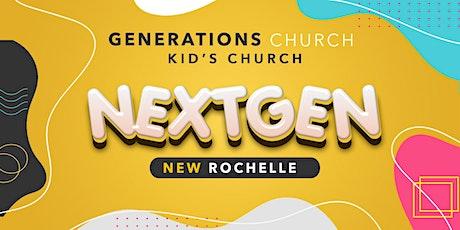 NextGen Kids Church - New Rochelle tickets