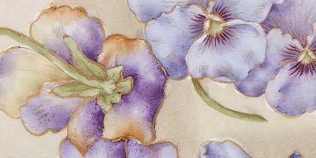First Ladies' Night: Caroline Harrison Inspired Watercolor Painting tickets