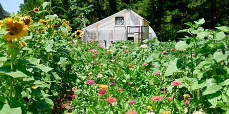 Wine & Weed with Wake Women Attorneys at the Well Fed Community Garden tickets