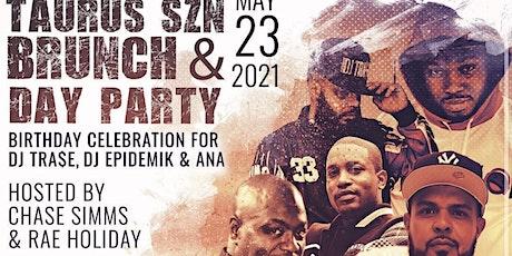 Taurus Szn Brunch Day Party Hot 97 DJ Enuff DJ Mister Cee & Boogie Blind tickets