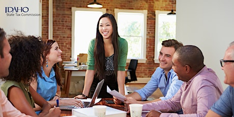 Tax and Business Basics for Small Business - Webinar tickets