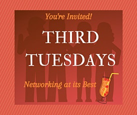 Original Third Tuesday Networking Event tickets