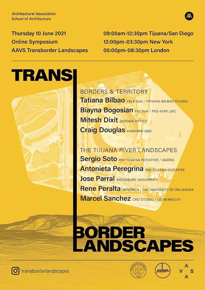 AAVS Transborder Landscapes Symposium image