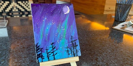 Guided Painting Class tickets