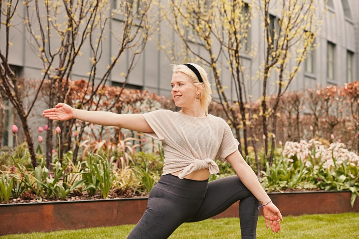 Yoga on Summer Terrace image