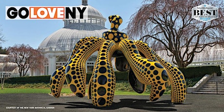 KUSAMA + Go Love NY event tickets