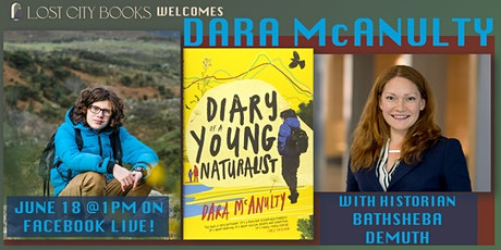 Diary of a Young Naturalist by Dara McAnulty with guest Bathsheba Demuth tickets