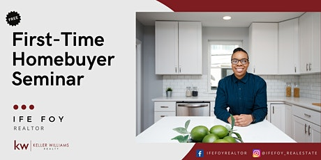 Virtual Seminar for First-time Homebuyers tickets