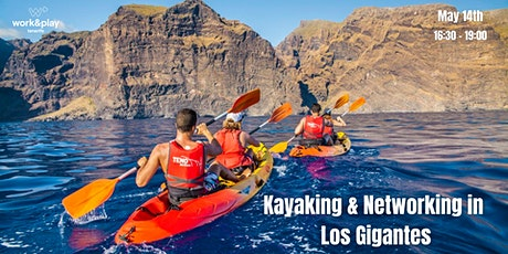 Kayaking & Networking in Los Gigantes tickets
