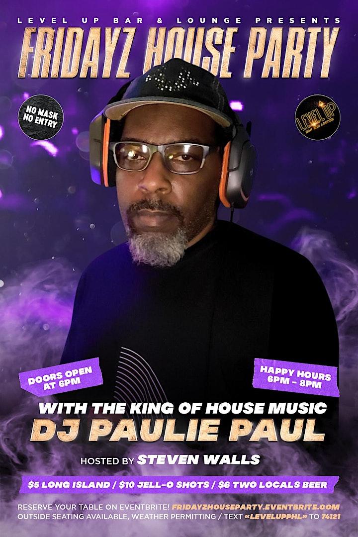 Fridayz House Party image