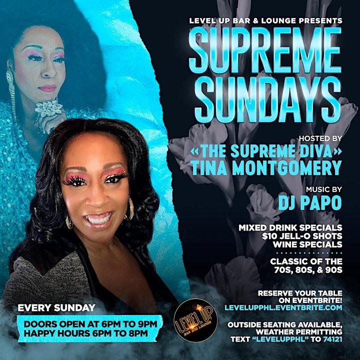 Supreme Sundays image