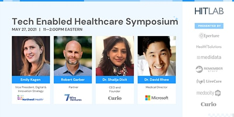 Tech Enabled Healthcare: Case Studies and Use Cases tickets