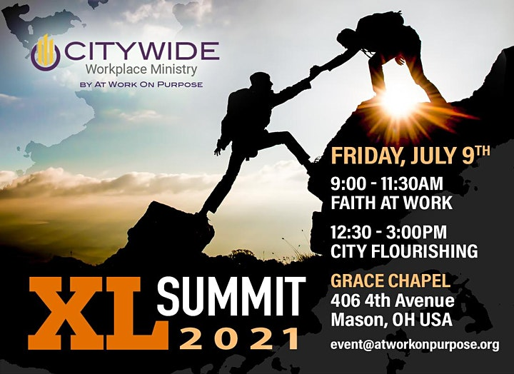 XL Summit 2021 by At Work On Purpose (In-Person) image