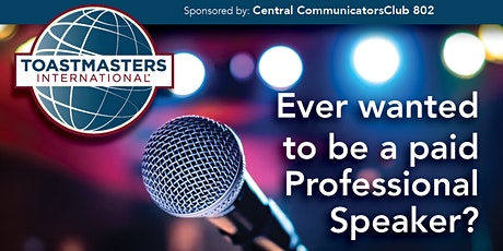 Learn How to be a Paid Public Speaker with Paul Artale - ONLINE EVENT tickets