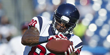 Autograph Show of Texas - Andre Johnson tickets