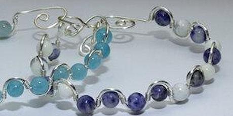 Beaded Wave Bracelet~with Carol Korte tickets